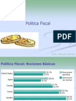 Clase 7 Politica Fiscal