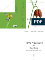 Prezentare+Determinator+Plante+Vasculare+Din+Romania+2