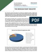 Mexico Paint Profile_Press Release (1st Ed)