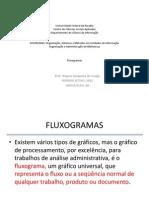 apresentação - fluxograma