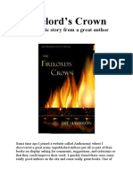 The Firelord's Crown          Author Interview