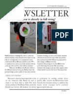 Newsletter Oct Nov 13