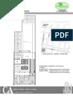 Plano Edificio Litoral Parana