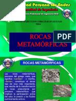 Clase 7 - Rocas Metamorficas