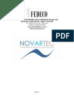 Proyecto Novartec