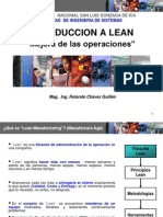 Introduccion a Lean
