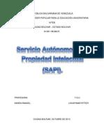 Informe Sobre El SAPI