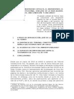 Articulo Sobre Conflicto Pucp - Arzobizpado