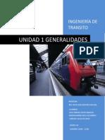 Ingenieria de Transito Generalidades