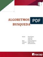 Algoritmos de Busqueda