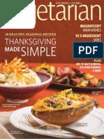 Vegetarian Times 2013 11 Nov