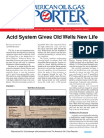 Acyd System Gives Old Well a New Life