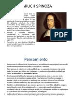 BARUCH SPINOZA (Filosofia Del Derecho)
