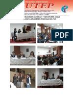 Informe I Convención Pedagógica 2013