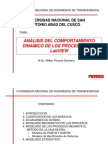 Analisis Del Comportamiento Dinamico de Los Procesos Con - Copia