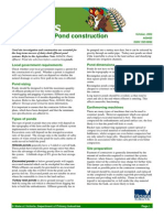 Dairy Effluent Pond Construction[1]
