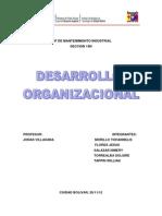 Conformación de Grupos dentro de las Organizaciones