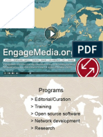 """Andrew Lowenthal EngageMedia """"Impacts Effects Evaluation"""" CoCreative Communities forum"""