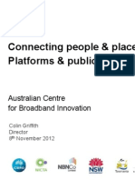 "Colin Griffith ACBI ""Platforms and Publics"" CoCreative Communities forum"