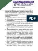 RESOLUCIÓN FINAL - Elecciones CPPe
