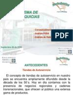Analisis FODA y Viabilidad Financiera MK 2005 Gallastegui