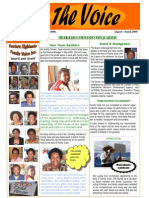 Eastern Highlands Family Voice Issue 2 - 09