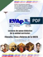 Unidad 4 Filosofia-etica y Valores Unefa