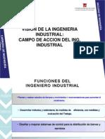 visión del ingeniero industrial