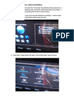 Cara Add Server Pada Skybox F3 M3