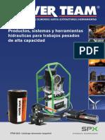 Catálogo Bomba-Cilindro