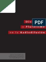 Informe2009 Diversidad y Pluralismo