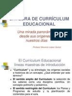 Presentacion Cátedra de Currículum Educacional (1)