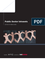 Public Sector Intranets