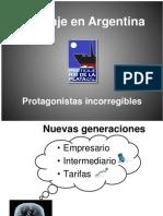 Pablo Pineda Competencia en El Practicaje Argentino