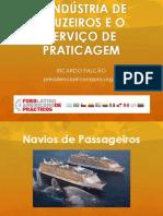 Ricardo Falcao a Industria de Cruzeiros e o Servico de Pilotagem