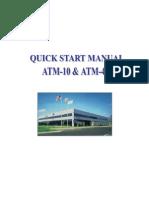 Atm-10 40 Manual