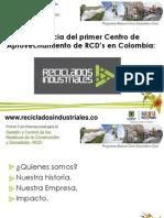 Alejandro Vallejo Reciclados Industriales