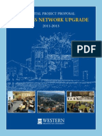 WWU Capital Project Proposal - Wireless Network Upgrade - 2011-13 (1)