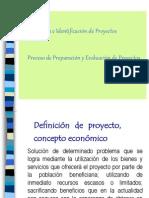 Concepto de Proyecto y Rentabilidad pBi