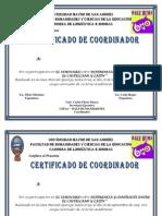 Cetificados Oficial