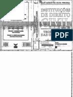 Caio Mário da Silva Pereira - Obrigações