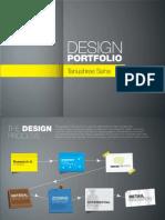 Tanushree Saha Design Portfolio 2013