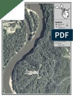 Iowa Map Palisades-Kepler State ParkTrails Palisades