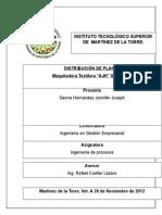 AJH TEXTILERA Proyecto de Maquiladora