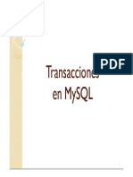 Trans Acci Ones Mysql