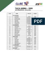 Lista Inscritos E#6 e E#7 2009