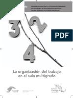 Organizacion Trabajo Aula Multigrado