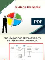 Tx de DBPSK