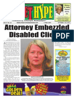 Street Hype Newspaper - October 1-18, 2013