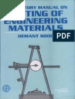 Civil Engg Lab Manual